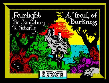 Fairlight 2 ZX Spectrum 01