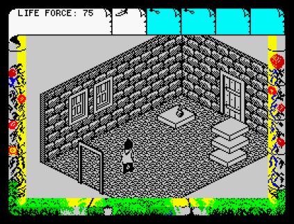 Fairlight 2 ZX Spectrum 20