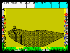 Fairlight 2 ZX Spectrum 22