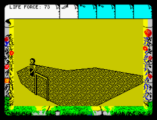 Fairlight 2 ZX Spectrum 22