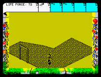 Fairlight 2 ZX Spectrum 25
