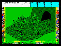 Fairlight 2 ZX Spectrum 28