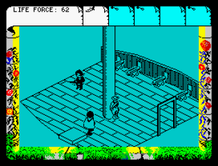 Fairlight 2 ZX Spectrum 33
