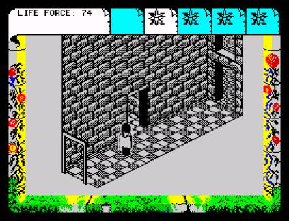 Fairlight 2 ZX Spectrum 45