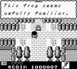 For The Frog The Bell Tolls Game Boy 062