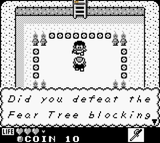 For The Frog The Bell Tolls Game Boy 075