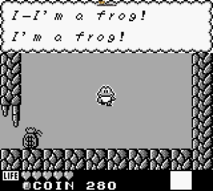 For The Frog The Bell Tolls Game Boy 108