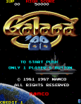 Galaga 88 Arcade 01