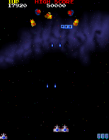 Galaga 88 Arcade 20