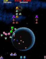 Galaga 88 Arcade 33