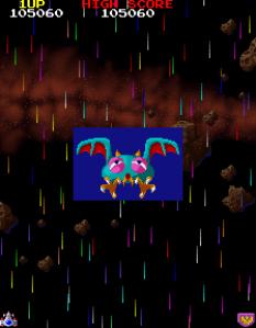 Galaga 88 Arcade 64