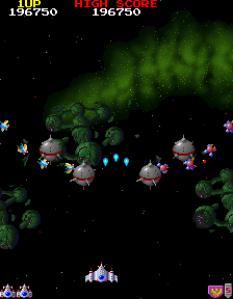 Galaga 88 Arcade 90