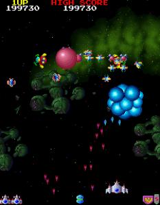 Galaga 88 Arcade 91