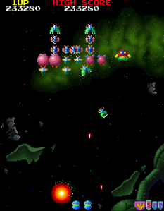 Galaga 88 Arcade 97