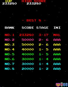 Galaga 88 Arcade 99