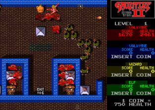 Gauntlet 2 Arcade 009