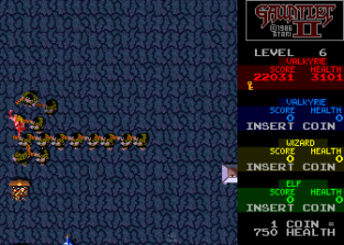 Gauntlet 2 Arcade 031