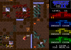 Gauntlet 2 Arcade 054