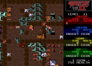 Gauntlet 2 Arcade 056