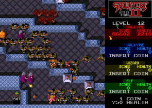 Gauntlet 2 Arcade 067