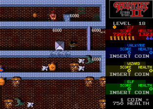 Gauntlet 2 Arcade 100