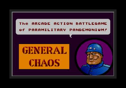 General Chaos Megadrive 01