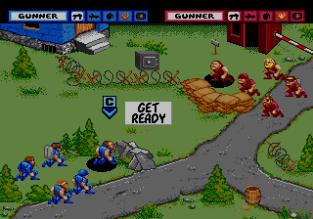 General Chaos Megadrive 09