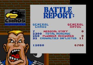 General Chaos Megadrive 31