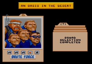 General Chaos Megadrive 34