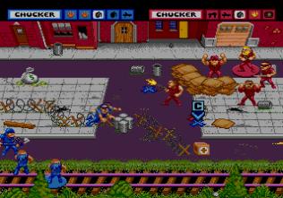 General Chaos Megadrive 65