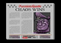 General Chaos Megadrive 72