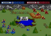 General Chaos Megadrive 93