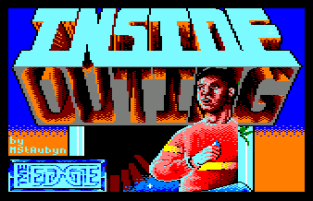 Inside Outing Amstrad CPC 01