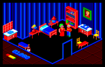 Inside Outing Amstrad CPC 06