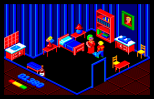 Inside Outing Amstrad CPC 15