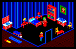 Inside Outing Amstrad CPC 17