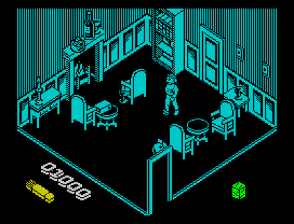 Inside Outing ZX Spectrum 09