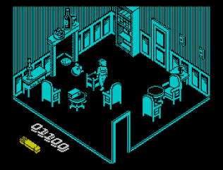 Inside Outing ZX Spectrum 10