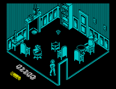 Inside Outing ZX Spectrum 11