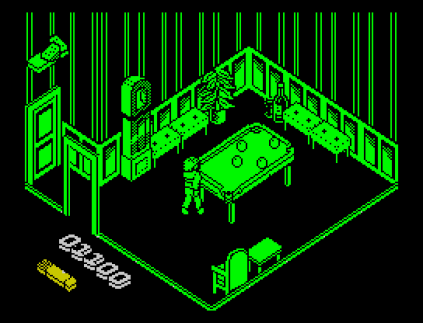 Inside Outing ZX Spectrum 12