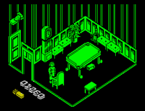 Inside Outing ZX Spectrum 13