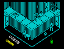 Inside Outing ZX Spectrum 14