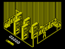 Inside Outing ZX Spectrum 16