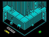 Inside Outing ZX Spectrum 17