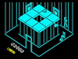 Inside Outing ZX Spectrum 20