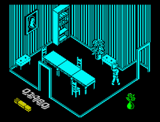 Inside Outing ZX Spectrum 21