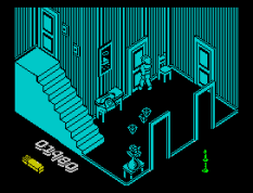 Inside Outing ZX Spectrum 22