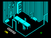 Inside Outing ZX Spectrum 25