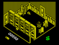 Inside Outing ZX Spectrum 26