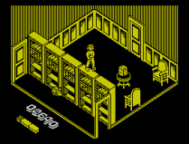 Inside Outing ZX Spectrum 30